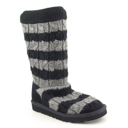 UGG Kids' Classic Tall Stripe