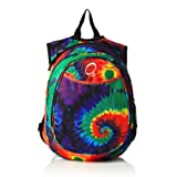 O3 Kids Tie Dye Backpack With Snack Cooler - 14.5 In.