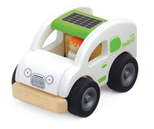Wonderworld Mini Toy Eco Car