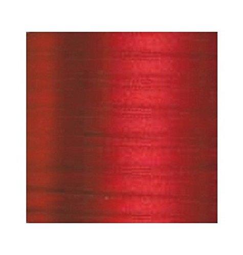 Ruban satin rouge 3 mm