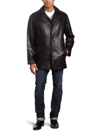 Emanuel Ungaro Men's Button Front Walker Jacket