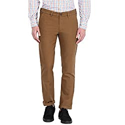 Byford by Pantaloons Men's Trouser _Size_ 32