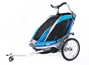 Thule Chinook One-Child Carrier for Stroll Jog by Thule