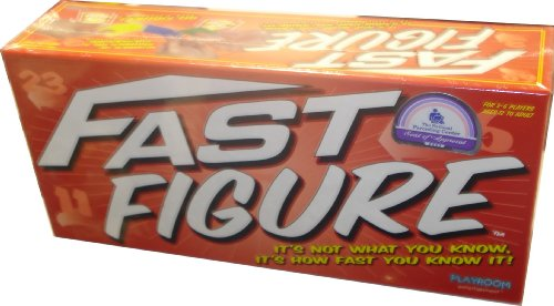 Fast Figure Educational Game - How fast are you?