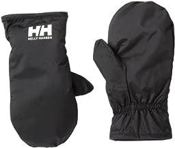 Helly Hansen New Polar Mittens, Black, 6
