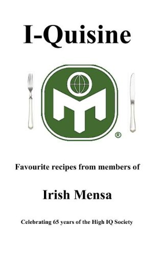 I-Quisine; Favourite recipes from members of Irish Mensa
