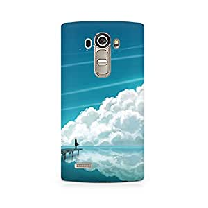Mobicture Sky Paint Premium Printed Case For LG G4