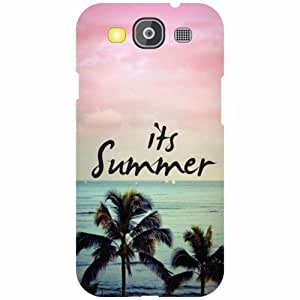 Printland Its Summer Phone Cover For Samsung Galaxy S3 Neo