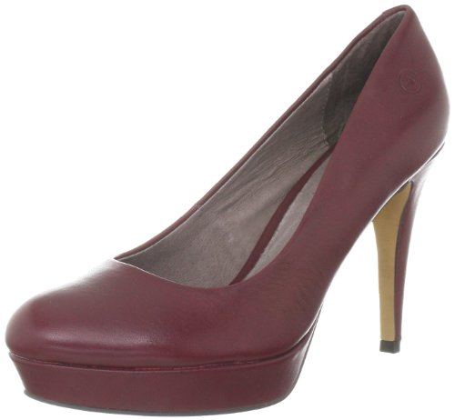 Bronx BX 278-812D16 Pumps Womens Red Rot (dark red 16) Size: 4 (37 EU)