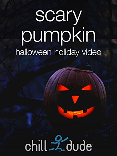 Scary Pumpkin Halloween Holiday Video