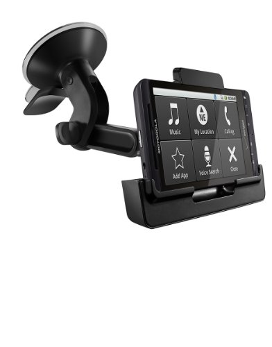 Motorola Vehicle Dock for DROID X with Rapid Car Charger (Motorola Retail Packaging)