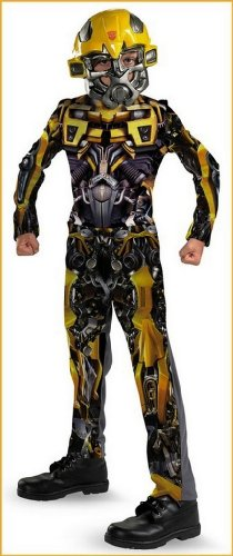 Childs Transformers Bumblebee Classic Costumes