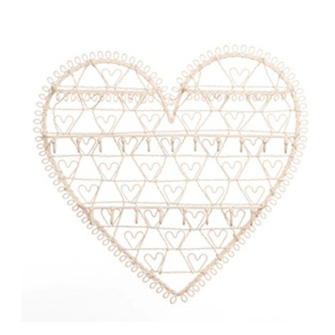 Heart Shape Jewellery Display Holder / Hanger