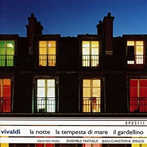 Vivaldi - Concerti per flautini e archi
