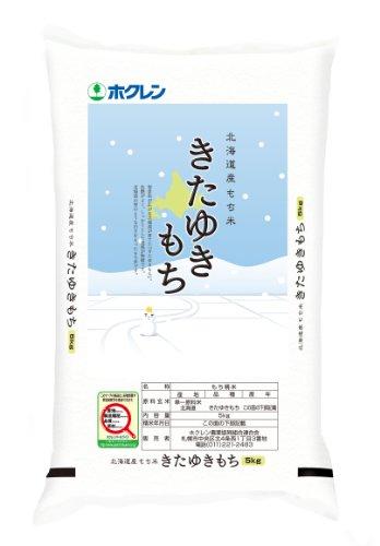 [大米] 有 hokuren 北海道 ゆきもち 作为年度 25 5 公斤