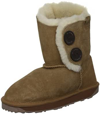 Emu Womens Valery Lo Boots W10541 Chestnut 4 UK, 37 EU, 6 US, Regular