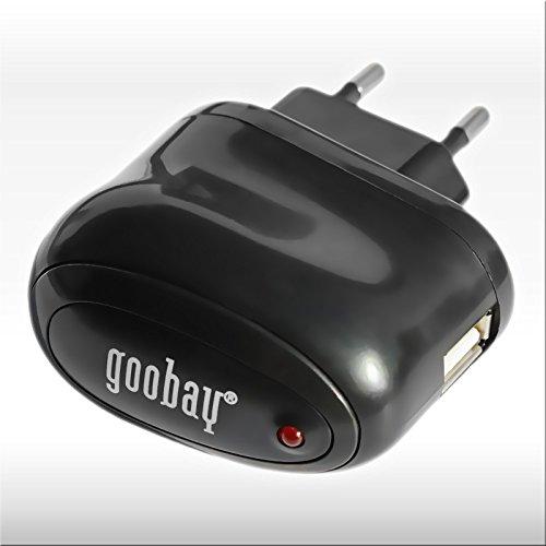 Steckernetzteil 'USB PLUG 1000' mit Kontrollleuchte - PSU Netzgerät als USB Ladegerät und Co.: Der clevere Netzadapter mit universalem USB Bussystem für gängige Verbraucher, wie Mediaplayer oder Smartphone und vieles mehr!
