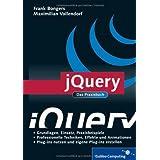 "jQuery: Das Praxisbuch (Galileo Computing)von ""Frank Bongers"""