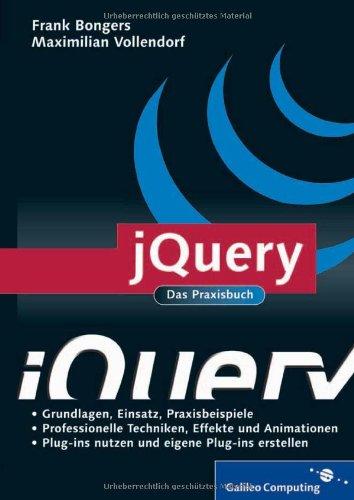 jQuery: Das Praxisbuch (Galileo Computing) - Partnerlink