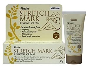 Finale Stretch Mark Removal Cream X 1 Each
