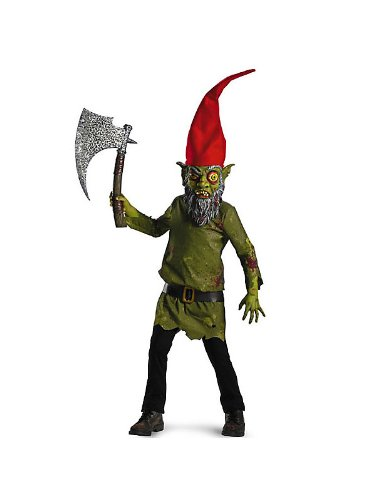 Childs Wicked Troll Costume M