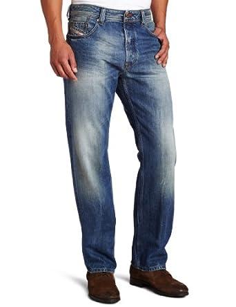 Diesel Men's Larkee Relaxed Straight-Leg Jean 0885V, Denim, 28x30