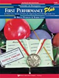 img - for Standard of Excellence: First Performance Plus Eb Alto Saxophone (Eb Alto Saxophone) book / textbook / text book