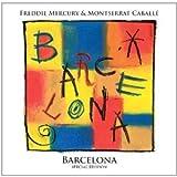 Freddie Mercury & Montserrat Caballe Classic CD, Freddie Mercury & Montserrat Caballe - Barcelona [Special Edition][002kr]