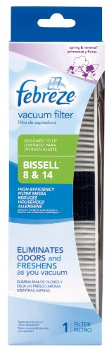 Febreze Bissell Style 8 & 14 Replacement Vacuum Filter (Febreze Bissell Filter compare prices)