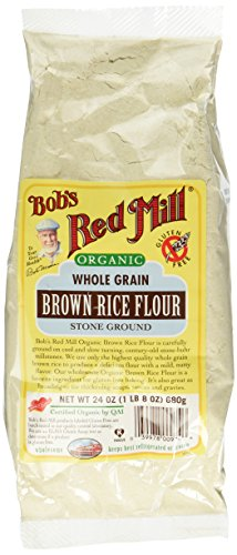 Bob's Red Mill Organic Brown Rice Flour - 24 oz (Flour Brown Rice compare prices)