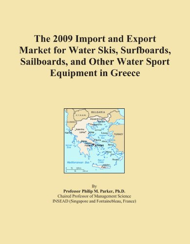 The 2009 Import and Export Market for Water Skis, Surfboards, Sailboards, and Other Water Sport Equipment in Greece