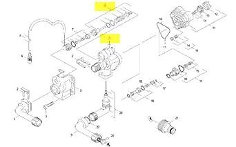 karcher kit pieces reparation culasse 90013610 gros lectrom nager. Black Bedroom Furniture Sets. Home Design Ideas