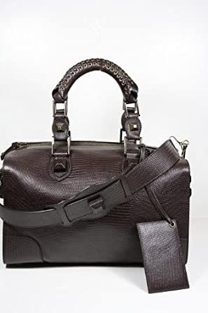 Balenciaga Handbags Large Dark Brown Leather 225585