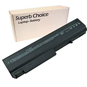 Superb Choice 4400 mAh 10.8v New Laptop Replacement Battery for HP/COMPAQ Business Notebook 6510b, 6515b, 6710b, 6710s, 6715b, 6715s, 6910p, nc6100, nc6105, nc6110, nc6115, nc6120, nc6140, nc6200, nc6220, nc6230, nc6300, nc6320, nc6400, nx5100, nx6100, nx6105, nx6110, nx6110/CT, nx6115, nx6120, nx6125, nx6130, nx6140, nx6300, nx6310, nx6310/CT, nx6315, nx6320, nx6320/CT, nx6325, nx6330 series,PN:HP HSTNN-IB16 HSTNN-IB,PB994A, PB994ET, PQ457AV,6 cell