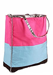 harp Tote Bag (multi-Color) (Color Block)