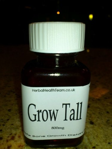 Grow Taller Pills Grow Tall ® 800mg 100% Natural 30