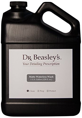 Dr. Beasley's MP11D128 Matte Waterless Wash - 1 Gallon (Blue Coral Car Wash And Wax compare prices)