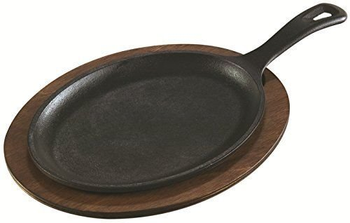 Lodge Oval Serving Griddle (Oval Cast Iron Serving Griddle compare prices)