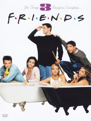 Friends Stagione 03 Episodi 049-073 [5 DVDs] [IT Import]
