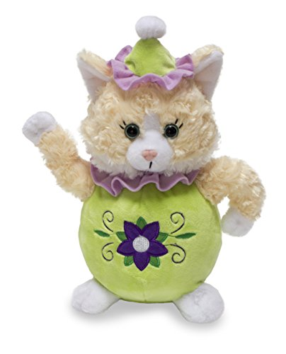 Cuddle Barn Animated Plush Toy Miss Kit-Tea Sings I'm A Little Teapot (Teapot Kit compare prices)