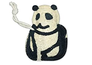 Panda Kitchen on Loofah Multi Purpose Scrubber   Panda   Amazon Com   Kitchen   Dining