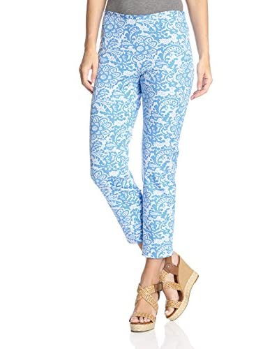 J. McLaughlin Women's Dock Print Capri