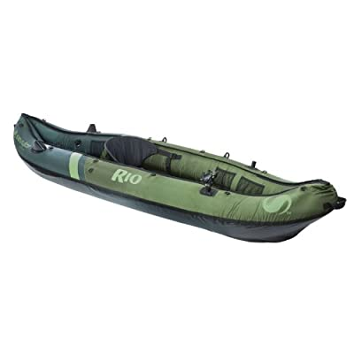 2000014134 Sevylor C001 Rio Hunt Fish 1 Person Kayak from The Coleman Company, Inc.