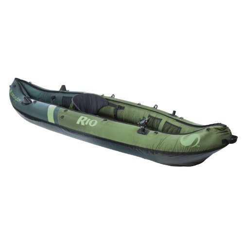 Coleman Rio 1-Person Fishing Canoe (Coleman Paddle compare prices)