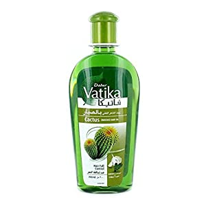200ml Desert Cactus Enriched Hair Oil For Dry Damage Colored Hair