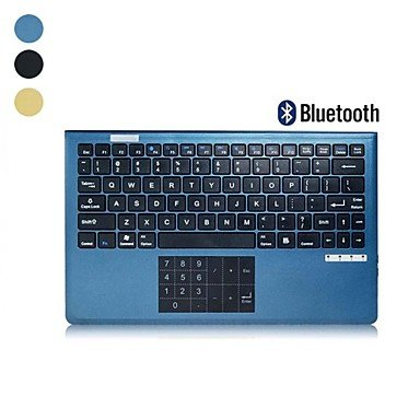 Guang Cwbt-31 V1 Ultra-Thin Wireless 2.4Ghz Bluetooth Ergonomic Keyboard With Touchpad For Windows 8 Os
