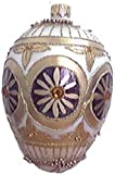 Museum Collection Fabergé Hermitage Anniversary Egg Glass Ornament-Large