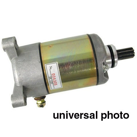 Starter Motor Yamaha, Manufacturer: Ricks, Manufacturer Part Number: 61-409-Ad, Stock Photo - Actual Parts May Vary.
