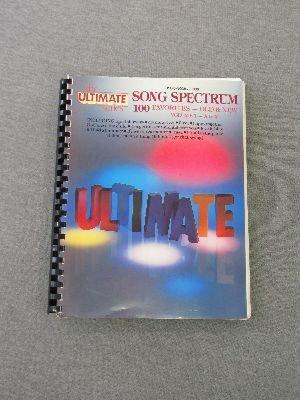 Song Spectrum: 001 (Ultimate Series)