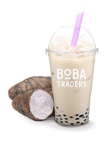 Bruce&Clark Taro Bubble Tea Powder Mix, 1 lb (Taro Powder Mix compare prices)